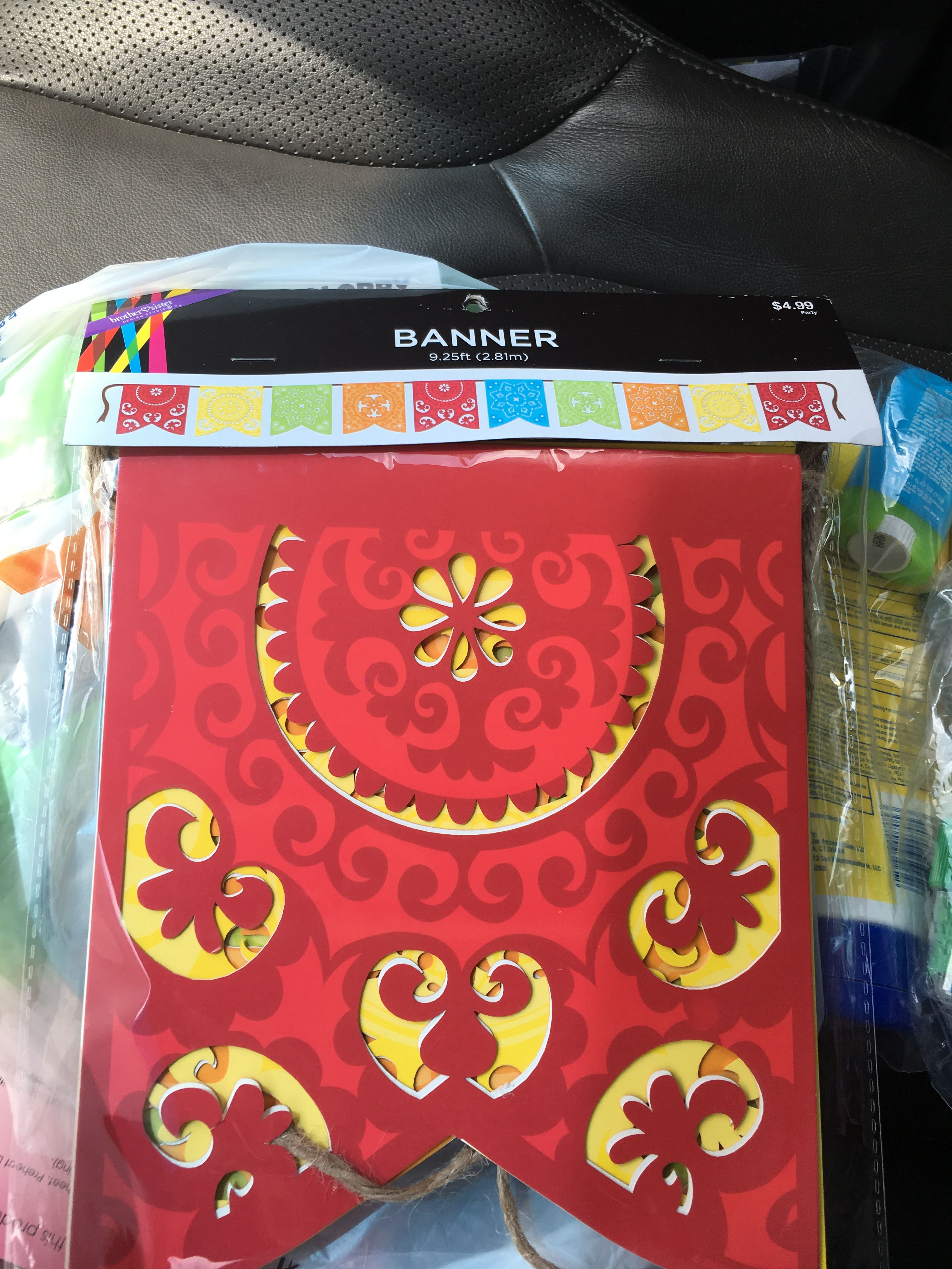 Sarno picked these at hobby lobby!! 🙌 | Fiesta FOREVER | Pinterest ...