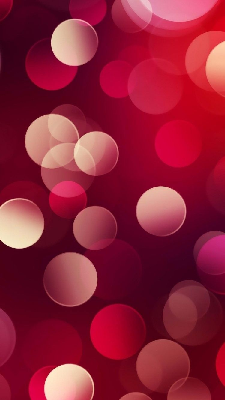 Red iPhone 6 Wallpaper 27720 - Abstract iPhone 6 ...