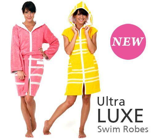 New Ultra Luxe swim robes  85117f3b2