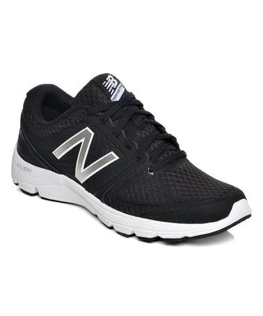 loving this black fitness running shoe on zulily