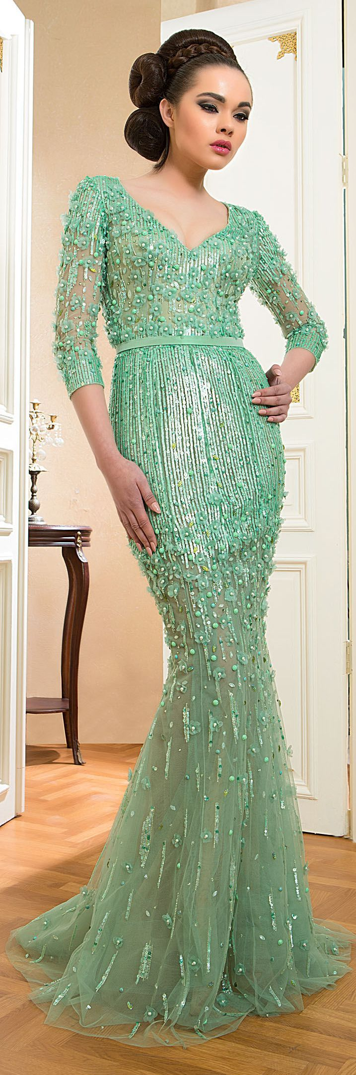 Ali Al Khechen Spring - Summer 2014 Couture