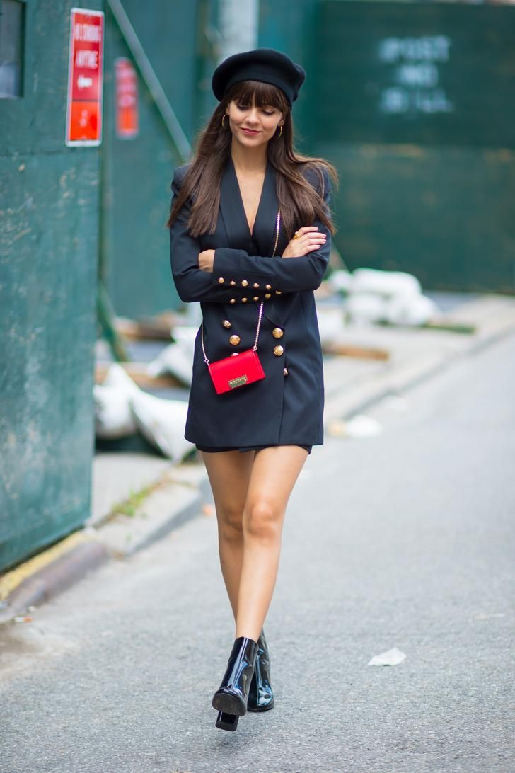 Victoria Justice - Out in New York September 16 20