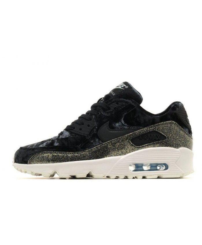3147b86aeb ... new arrivals nike air max 90 womens black glitter white trainers 11af1  fbd98