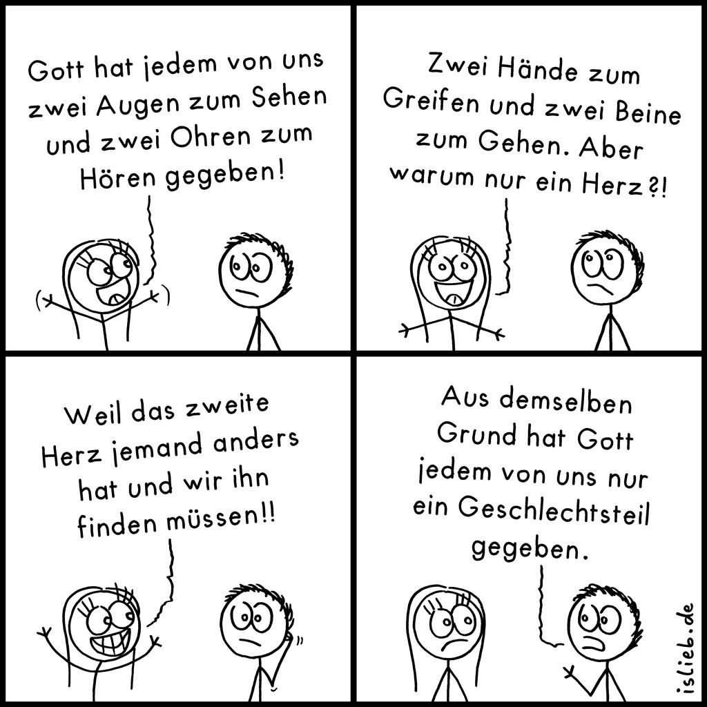 Gottgegeben | #islieb | Is lieb? | Funny, Geek stuff und ...
