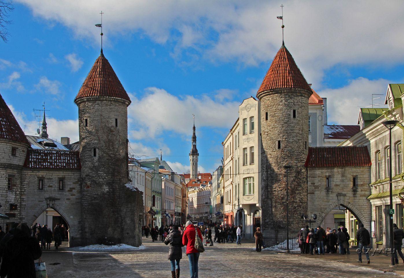 Картинки таллин старый город