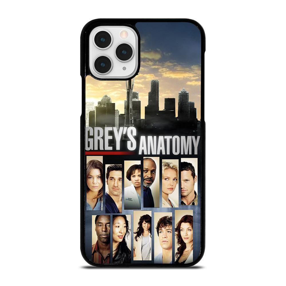 Greys anatomy iphone 11 pro case cover greys anatomy