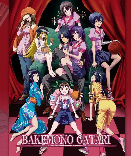 Bakemonogatari Uncensored Bluray Bd 480p 60mb 720p 90mb Mkv Bakemonogatari Anime Soulreaperzone