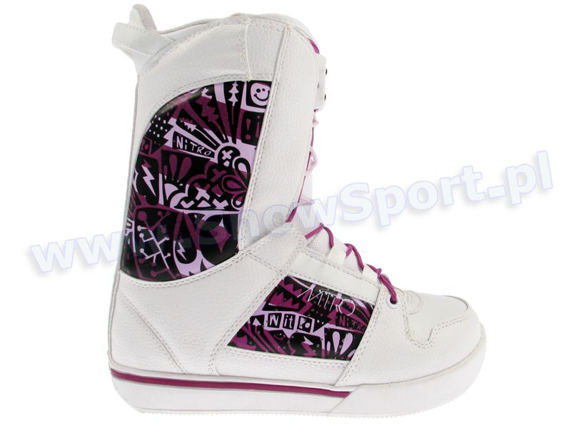 Buty Nitro Vita Tls 2010 Buty Snowboardowe Sklep Narciarski Snowsport Pl Dc Sneaker Sneakers Shoes