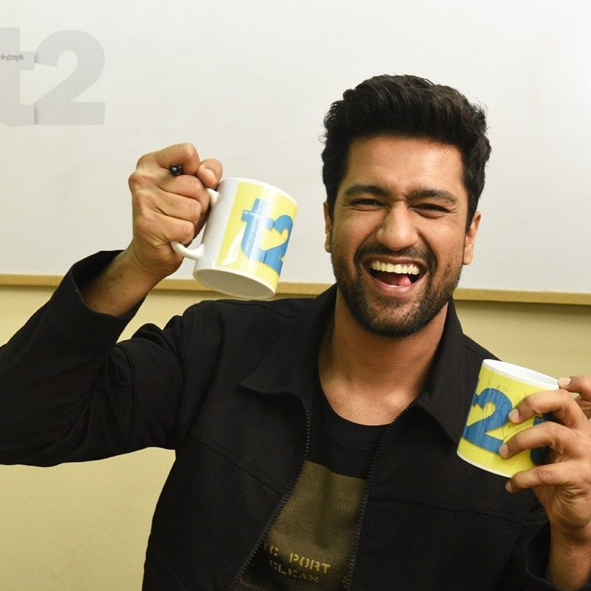 2018 Belonged To Vicky Kaushal And I Will Not Have Anyone