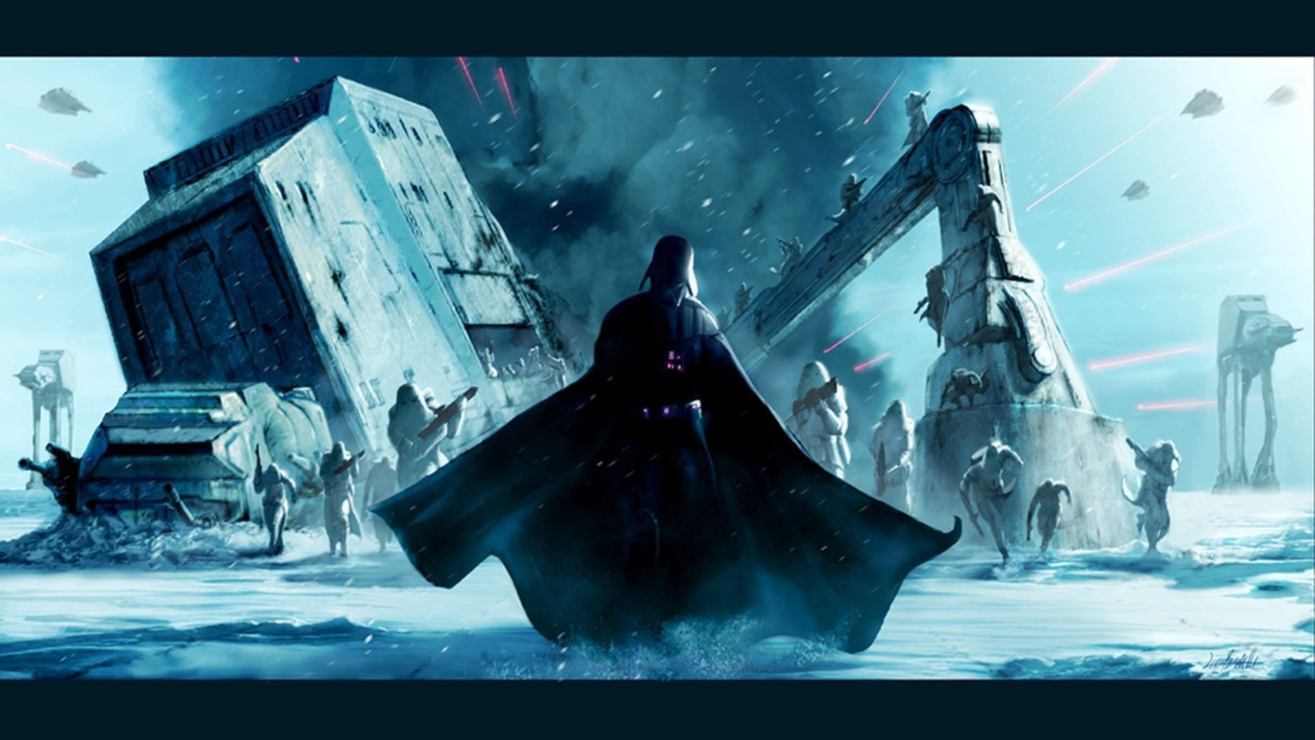 25+ Star Wars Screensavers Wallpapers