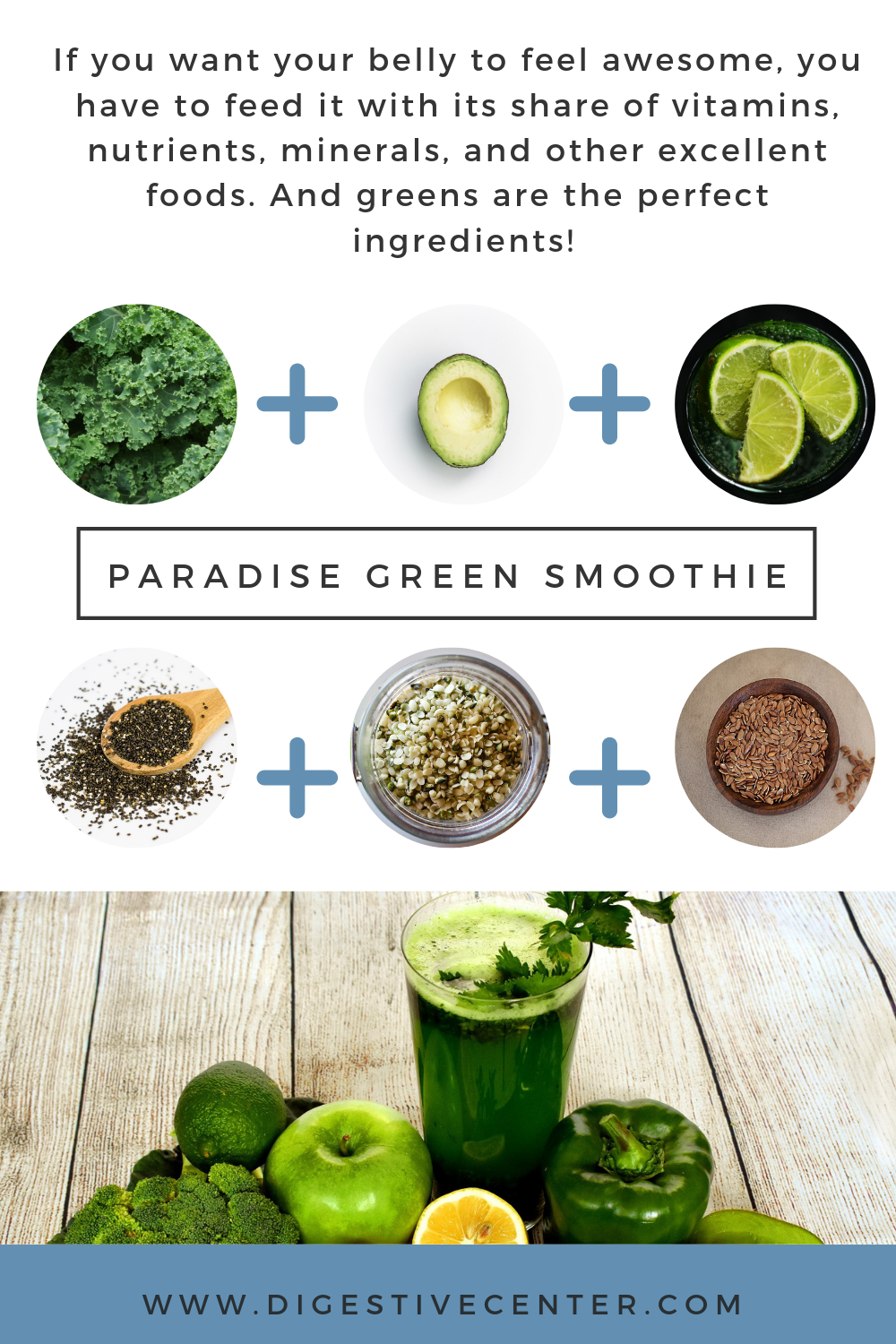 They Are The Foods That Provide Nourishment For Gut Bacteria And Set Up Gastrointestinal Health And Green Smoothie Recipes Healing Recipes Gut Healing Recipes