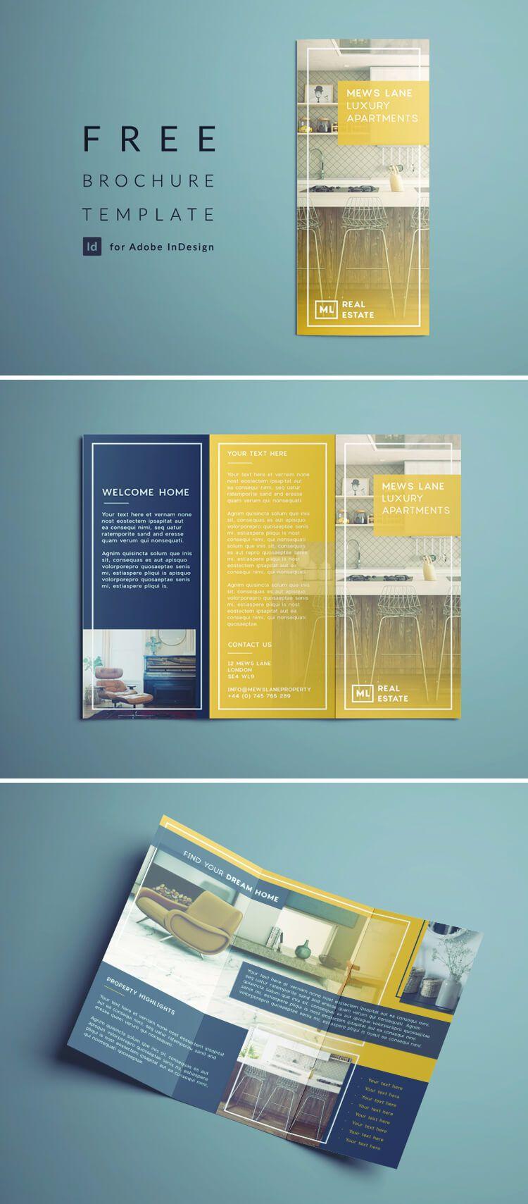Tri Fold Brochure Free Indesign Template Free Brochure Template Indesign Templates Free Trifold Brochure Template Indesign 3 fold brochure template
