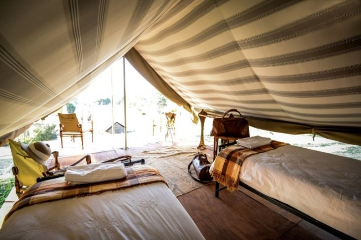 We Like The Out Of Africa Feel Of These Safari Tents Near