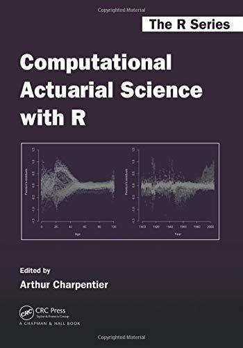 Epub Free Computational Actuarial Science With R Chapman Hallcrc