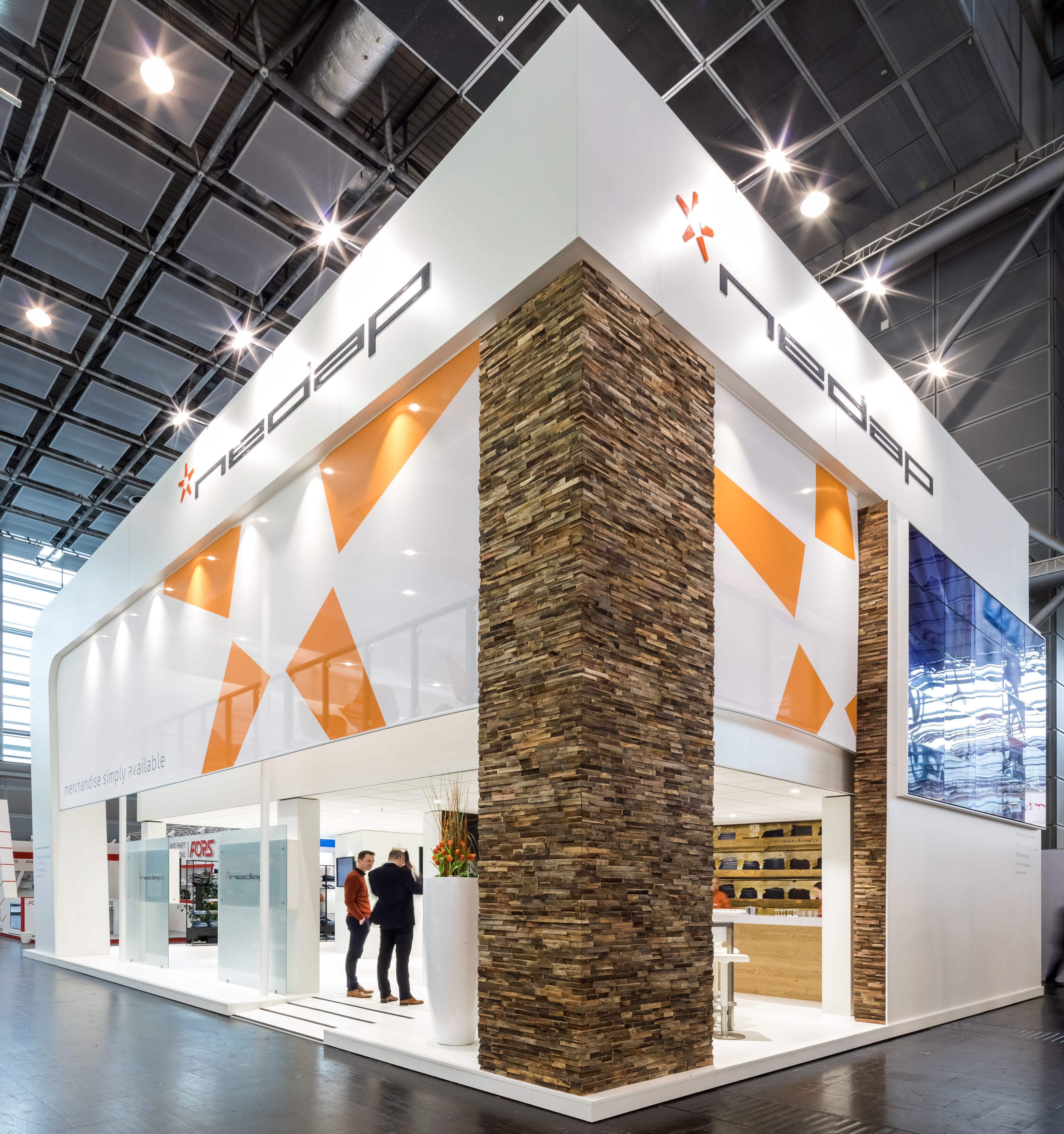 #exhibition #standbouw #stand for Nedap by Cialona Expo. #expo #exhibitionstand #exhibitiondesign #standdesign #showroom #experiencecenter #booth #center #standbuilding #standontwerp #fair #beurs #beursstand