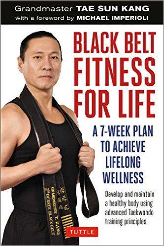 Black Belt Fitness for Life PDF | Fitness | Martial arts
