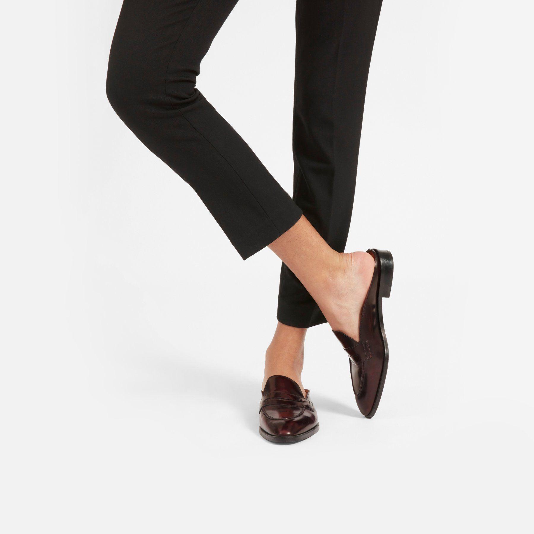 e52d8a2fedf Women s Modern Penny Loafer Mule