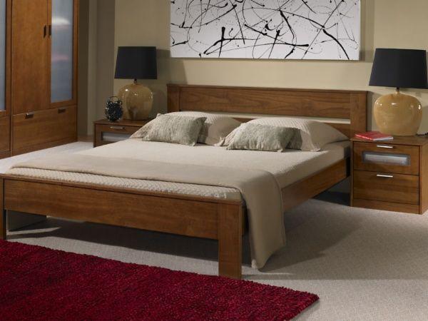 camas de madera modelos modernos - Buscar con Google | habitaciones ...