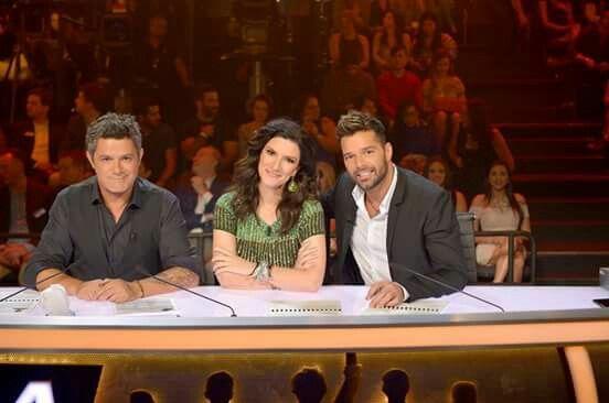 Laura, Ricky e Alejandro #Labanda