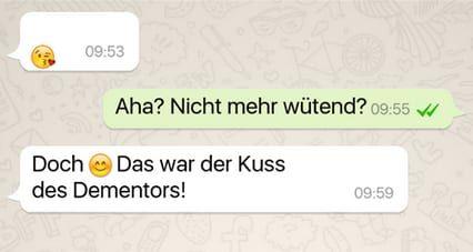 29 WhatsApp-Chats, über die 2016 jeder gelacht hat, ohne es zu wollen