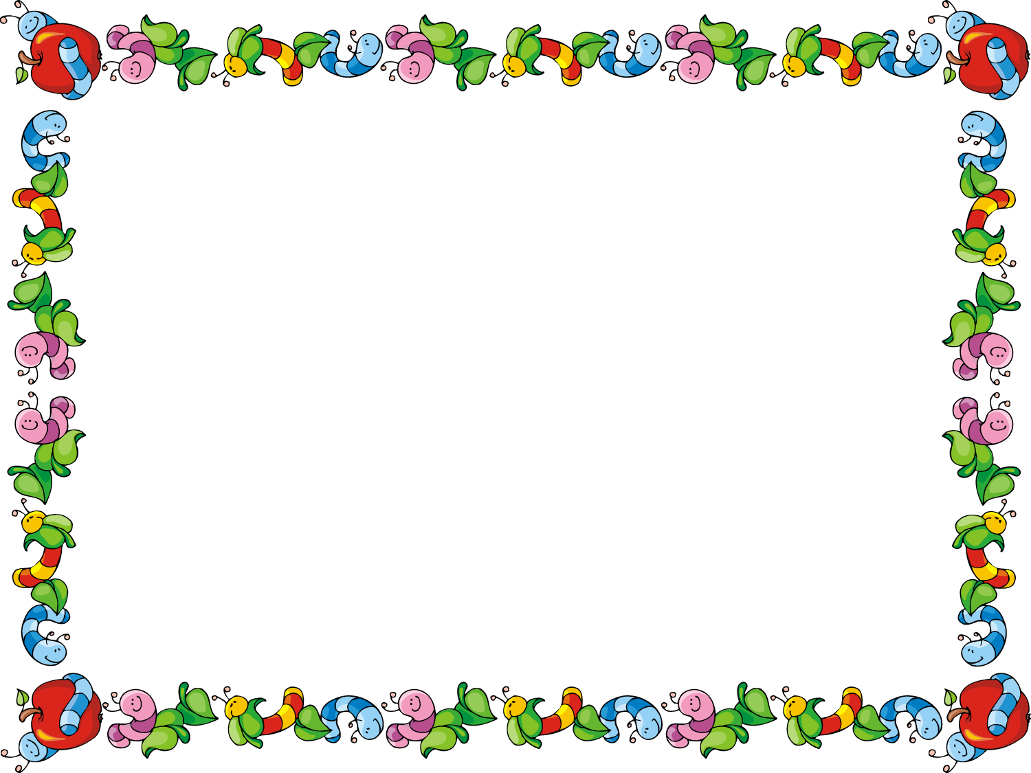 11 frames and borders in ppt free cliparts that you can download this is best apple border clip art free powerpoint template apple and worms certificate border for your project or presentation to use for personal or xflitez Images