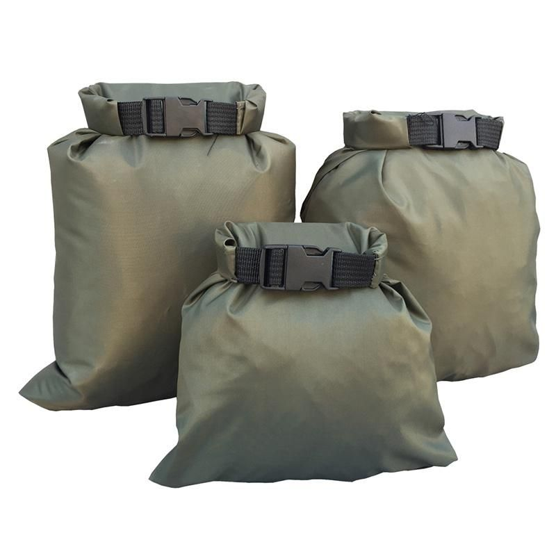3Pc Outdoor Waterproof Storage Dry Bags Travel Digital Device Clothes Pouch UK