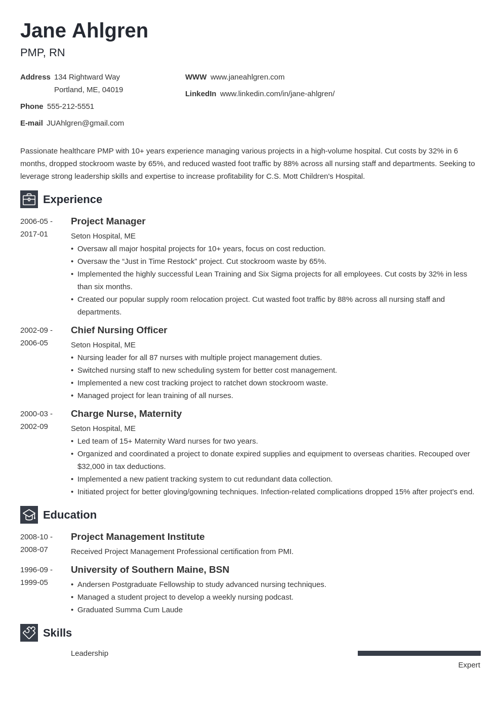 Plain Text Resume Example Template Newcast Resume Examples Job Resume Examples Resume Layout