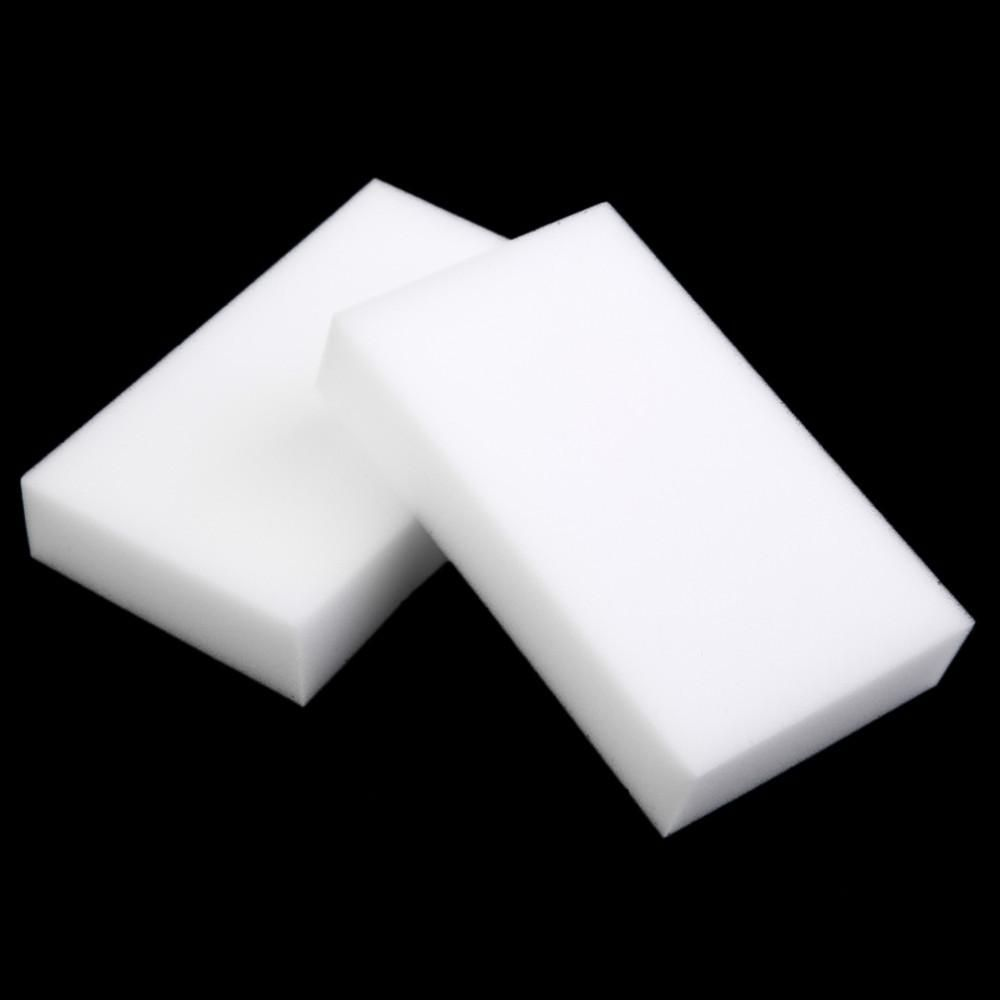 100PCS Magic Sponge Eraser Cleaning Melamine Multi-functional Foam Cleaner Ig
