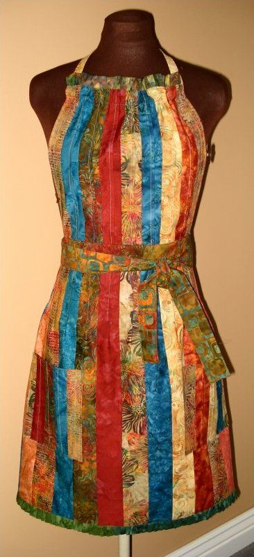 Jelly Roll Apron $11.00