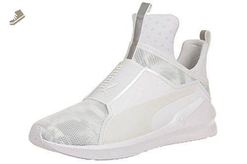 puma damen fierce swan wn's sneakers