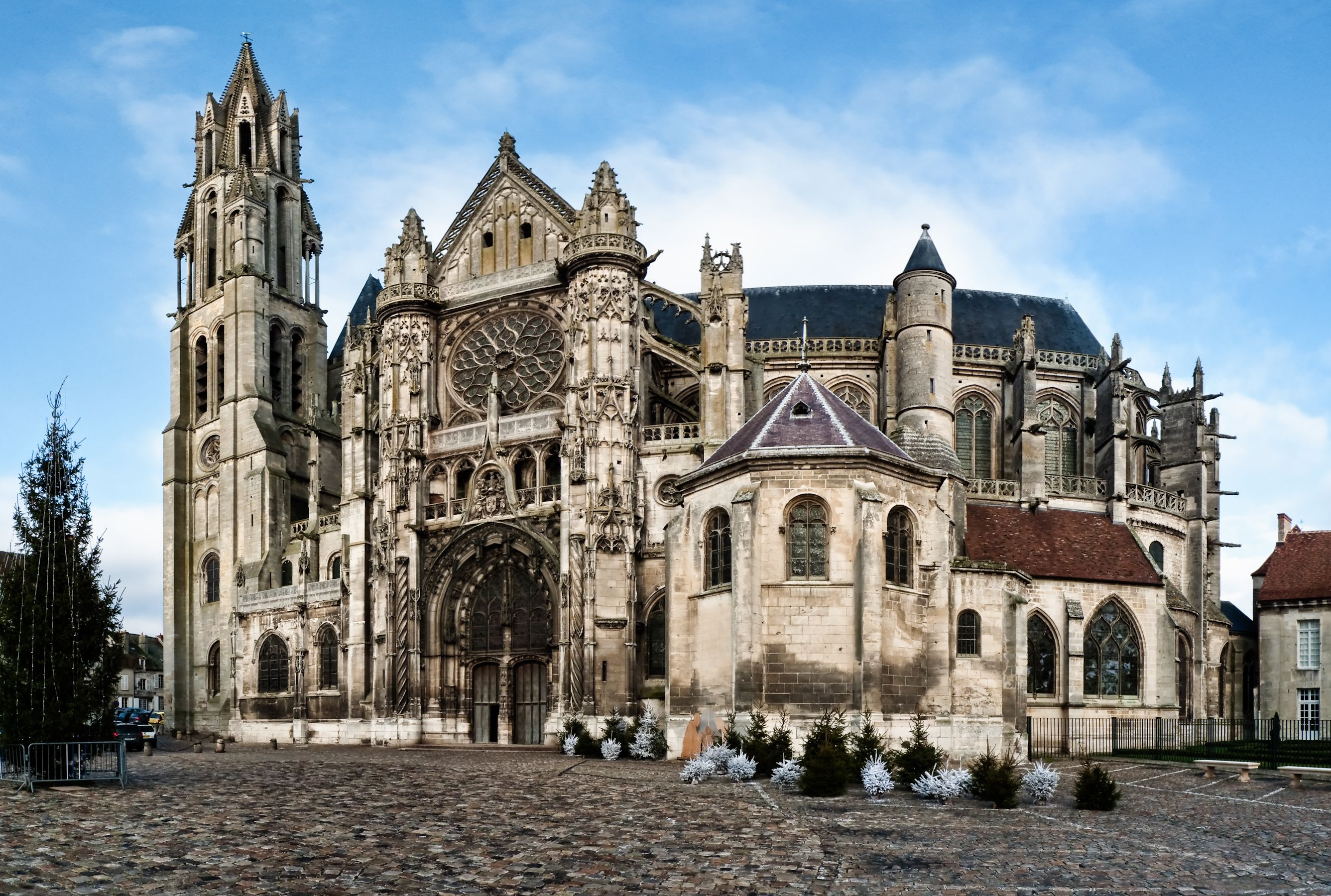 Cathedral Senlis