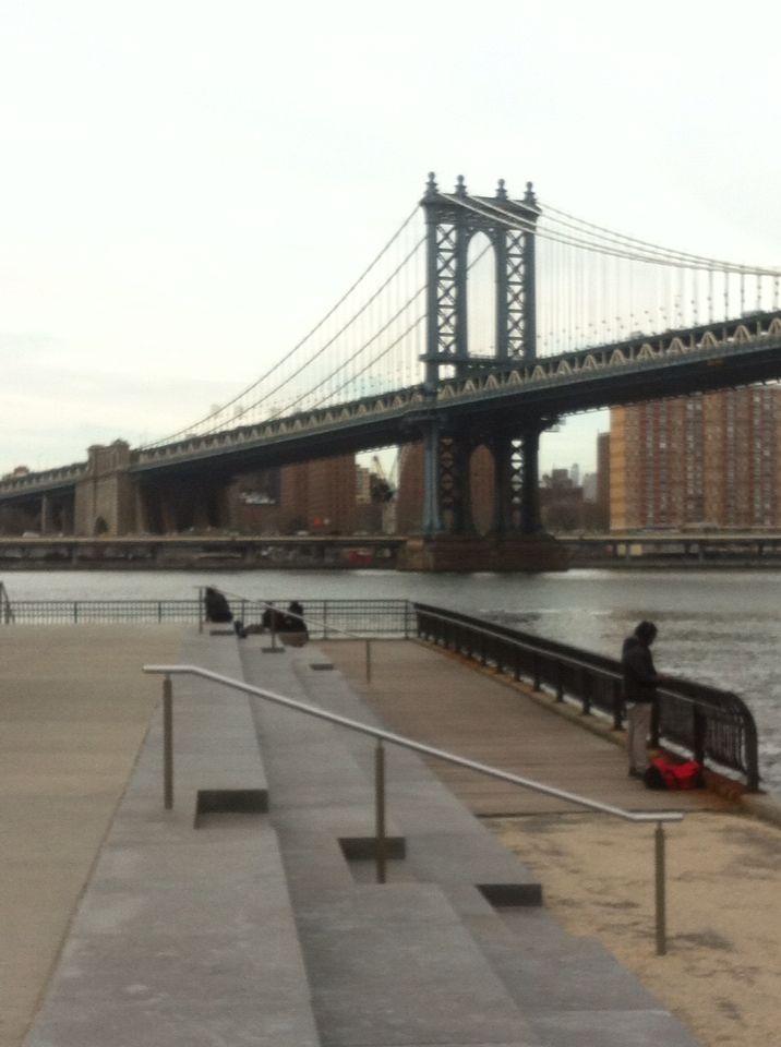 Puente de Manhattan  Nueva York