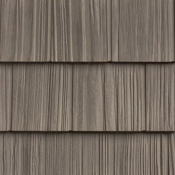 10 Inch W X 62 1 2 Inch L Exposure Vinyl Staggered Shakes 23 Panels Ctn 100 Sq Feet Vinyl House Vinyl Shake Siding Exterior Siding Options