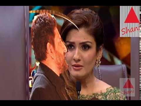 Raveena Tandon Kissing Scene