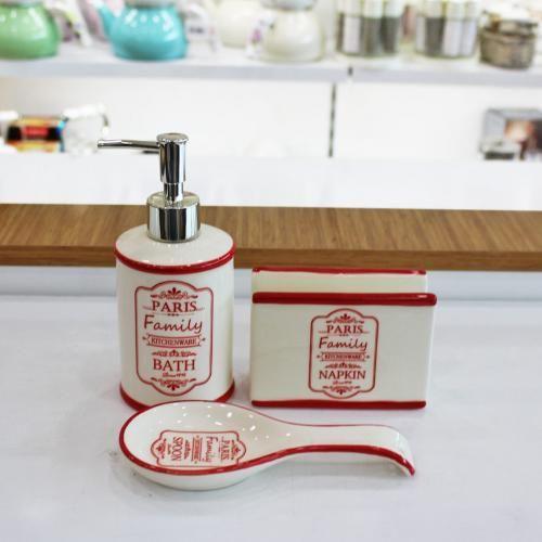 mutfak banyo panosundaki pin