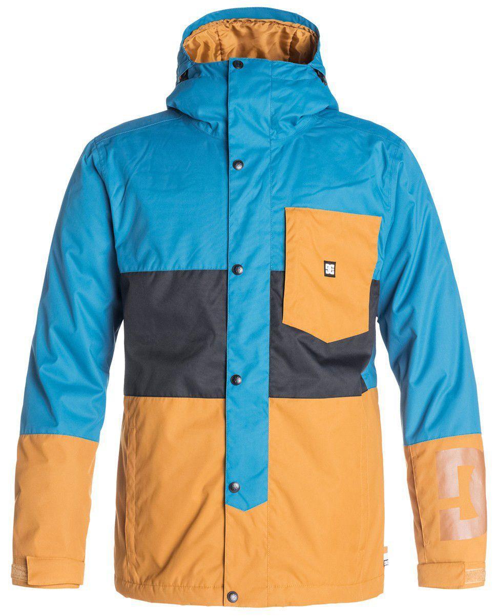 1b47f57bac80 DC Defy Snowboard Jacket Mens