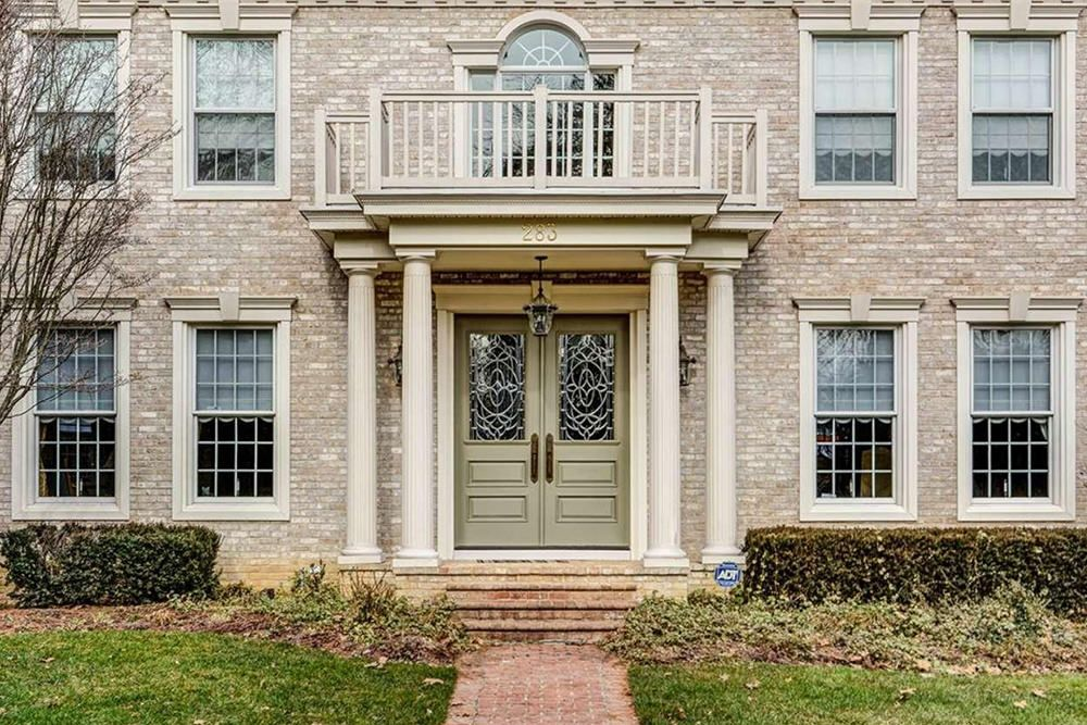 58 Types Of Front Door Designs For Houses Photos Front Window
