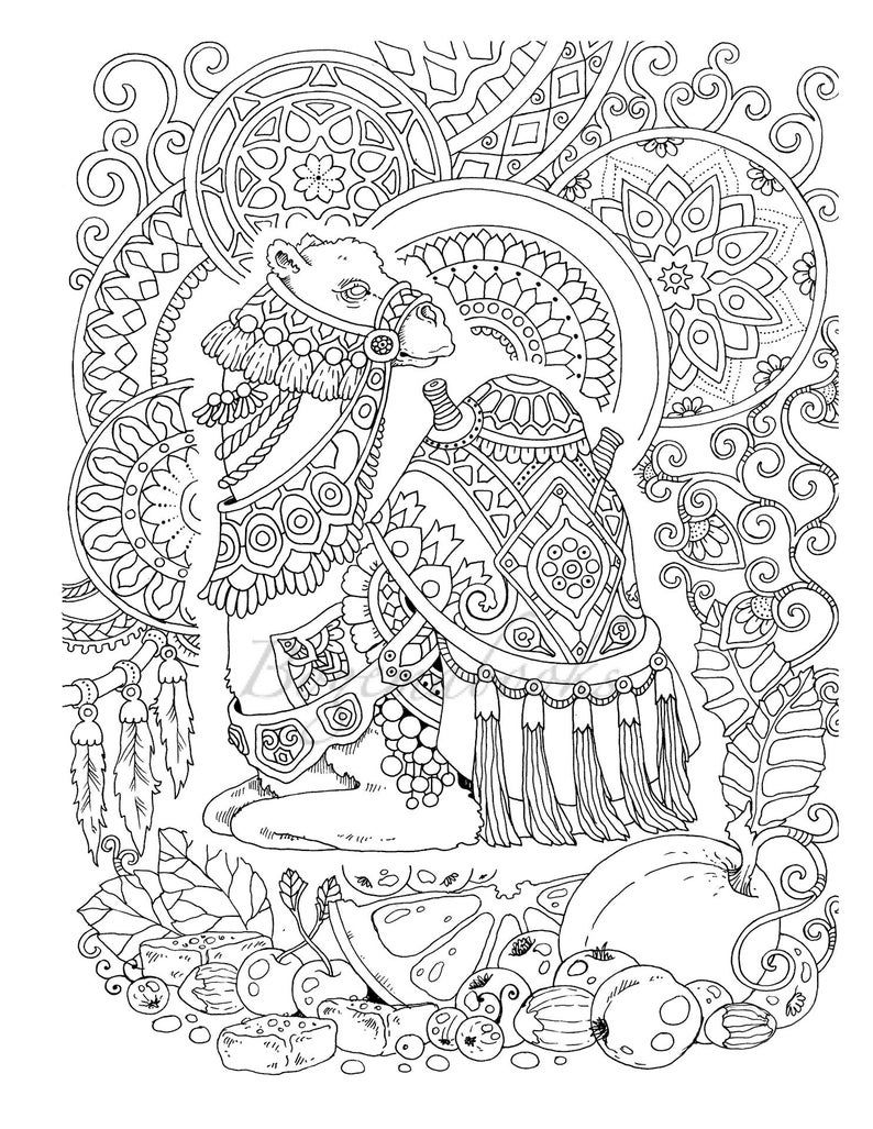 Https Www Etsy Com Listing 574831228 Awesome Animals Adult Coloring Pages Ref Related 4 Adult Coloring Pages Coloring Pages Coloring Books