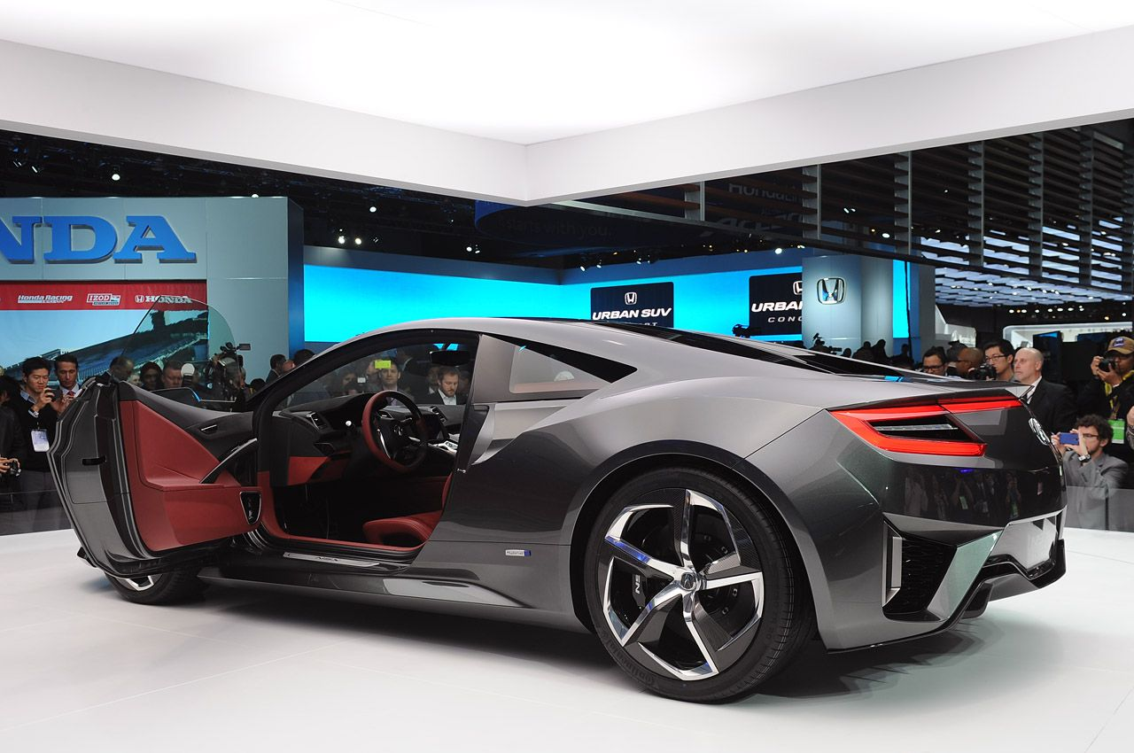 Acura unveils technical information for 2017 nsx cars pinterest acura nsx sports cars and cars