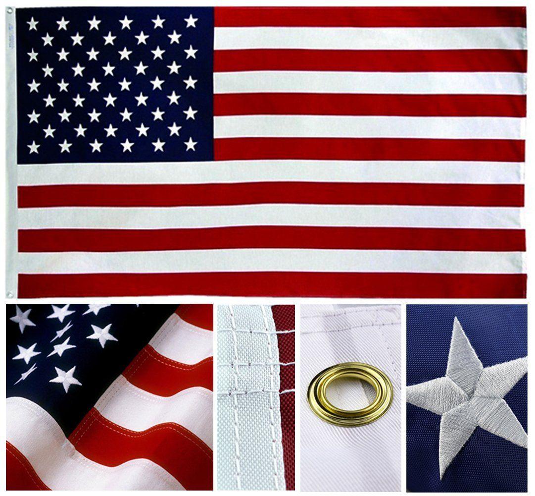 Pin On 3x5 American Flag
