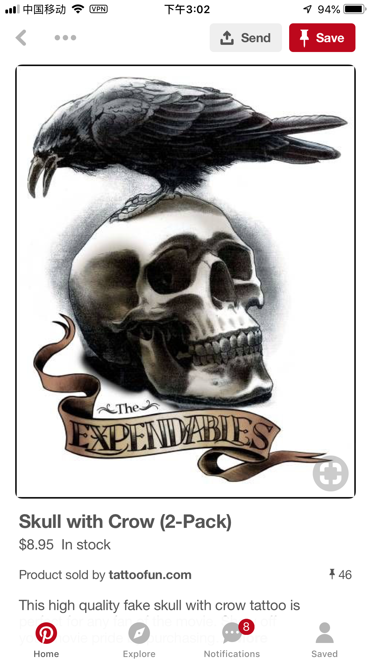 8fe871f1c The Expendables   Tattoo   The expendables, Tattoos, Movie posters