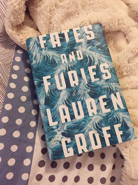 Review Fates And Furies By Lauren Groff Emilee Reads Book