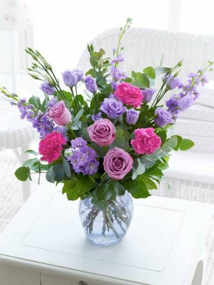 Arreglos florales de boda diseñados por Vera Wang Fotos Flores