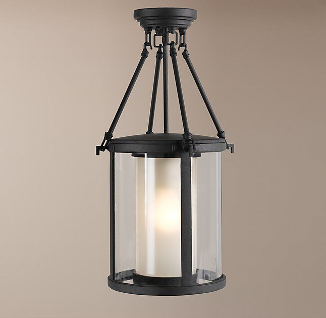 Quentin pendant from restoration hardware for front porch & Quentin pendant from restoration hardware for front porch | New ... azcodes.com