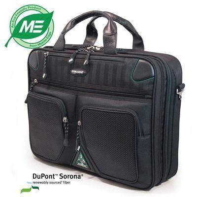Mobile Edge - Scanfast 15.6 Briefcase Black