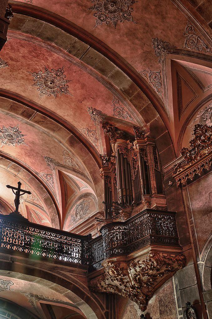 Igreja do Carmo, Porto, Portugal, by Rui Silva