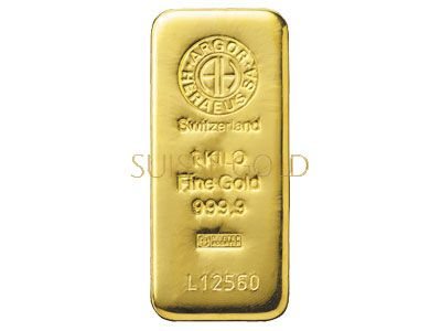 Argor Heraeus 1 Kilogram Gold Bar Gold Bullion Buy Gold And Silver Where To Buy Gold