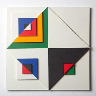 Shadovvs, de Matt W. More transforma una galería en una gran ilusión óptica