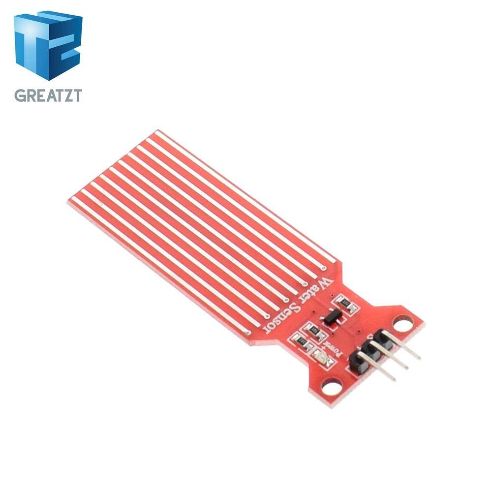 Rain Water Level Sensor Module Detection Liquid Surface Depth Height For Arduino Level Sensor Arduino Voltage Regulator