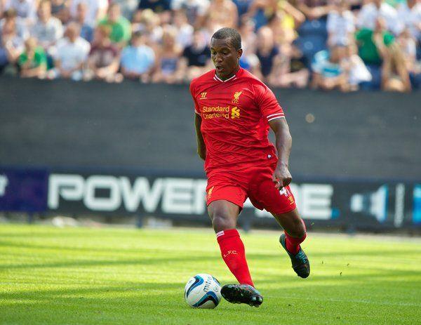 Saturday, July 13, 2013: Liverpool's
